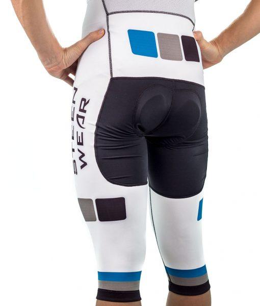 Custom Men's Cycling Clothing - 3/4 Bib Knickers by Steen Wear