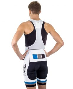 Custom Men's Cycling Clothing - Men's Club Bib Shorts by Steen Wear