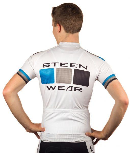 Custom Cycling Clothing - Club Jersey Back by Steen Wear