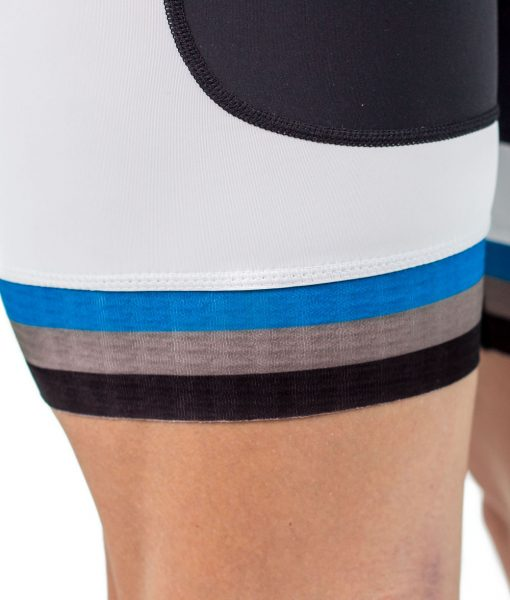 Custom Men's Cycling Clothing - Men's Pro Bib Shorts by Steen Wear