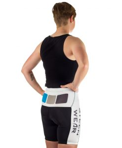 Custom Women's Cycling Clothing - Women's Cycling Shorts by Steen Wear