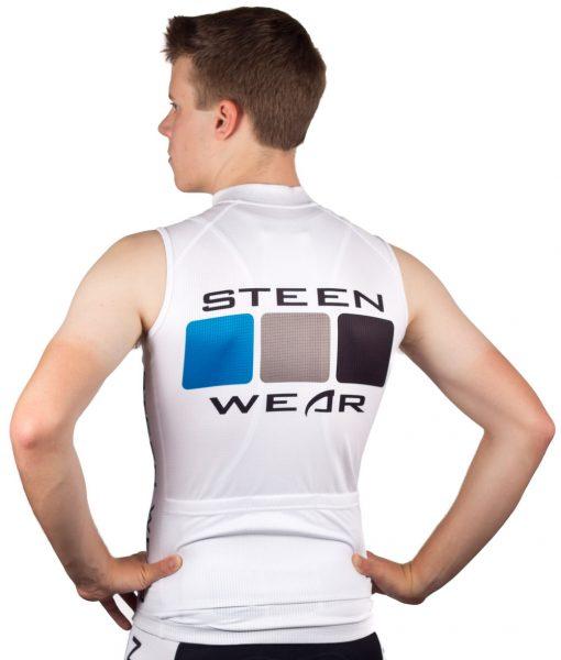 Custom Cycling Clothing - Sleeveless Jersey by Steen Wear
