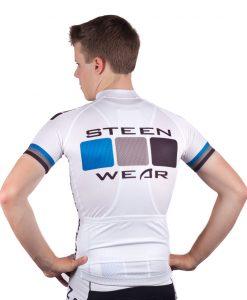 Custom Cycling Clothing - Summer Jersey by Steen Wear