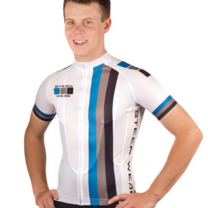 Custom Cycling Clothing - Summer Jersey by Steen Wear