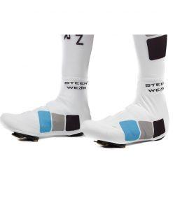 Custom Cycling Clothing - Aero Shoe Covers by Steen Wear