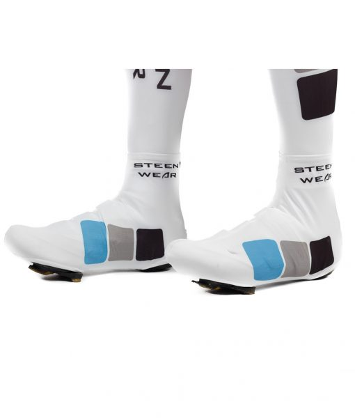 Custom Cycling Clothing - Aero Shoe Covers by Steen Wear