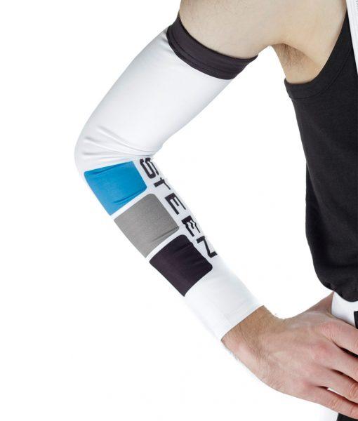 Custom Cycling Clothing - Arm Warmer by Steen Wear