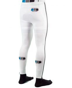 Custom Cycling Clothing - Full Zip Warmup Tights by Steen Wear