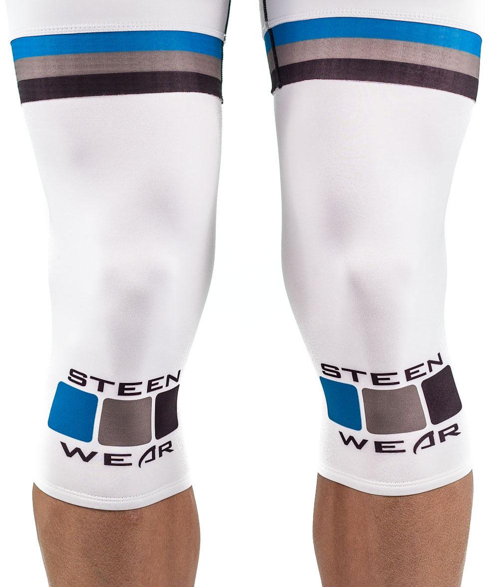 Custom Cycling Clothing - Knee Warmer by Steen Wear