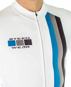 Custom Men's Cycling Clothing - Long Sleeve Skinsuit by Steen Wear