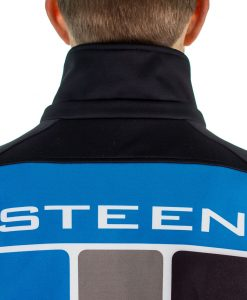 Custom Cycling Clothing - Winter Pit Jacket by Steen Wear