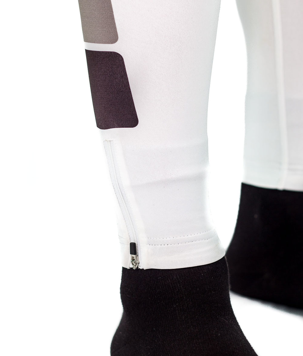 Custom Cycling Clothing - Winter Bib Tights by Steen Wear