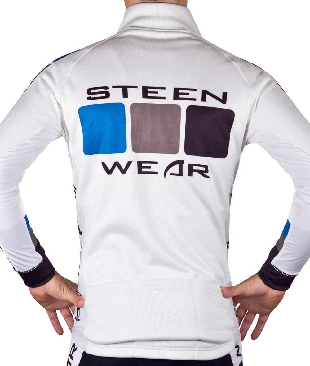 Custom Cycling Clothing - Winter Jacket by Steen Wear