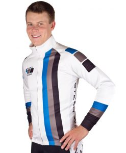 Custom Cycling Clothing - Winter Jacket by Steen Wear