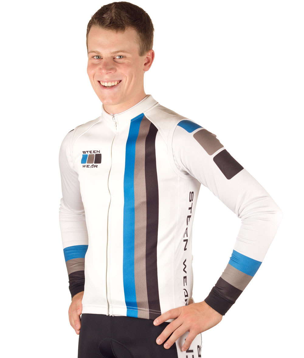 Custom Cycling Clothing - Winter Vest - Gillet by Steen Wear