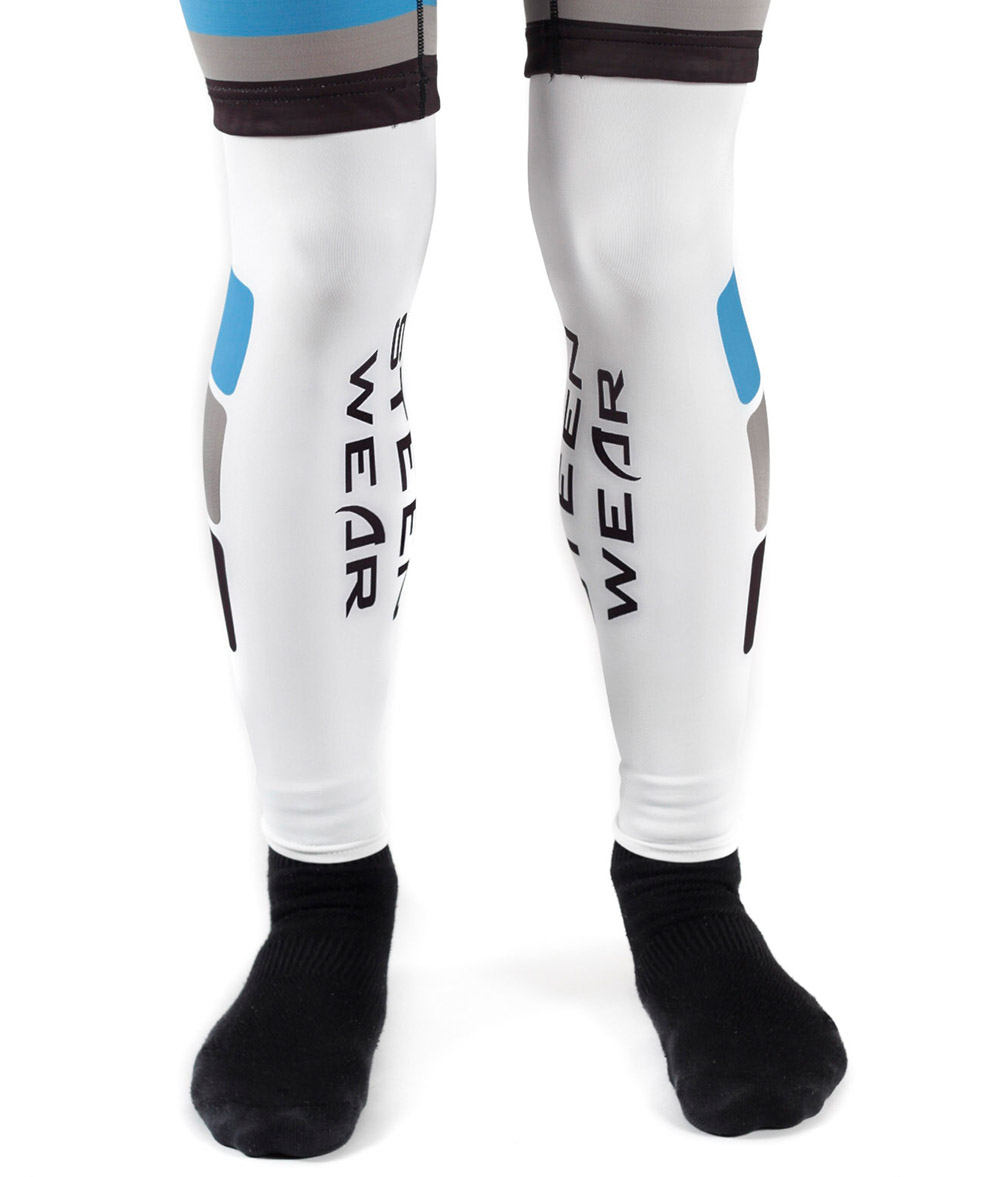 Custom Cycling Clothing - Leg Warmer by Steen Wear