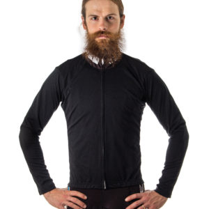 Long Sleeve RG Custom Rain Jacket, Front
