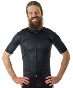 Custom Short Sleeve Rain Proof Jersey